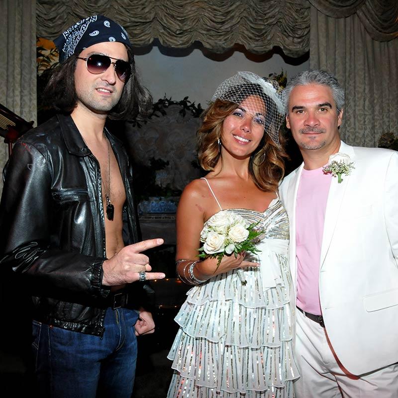 Rock n\' Roll | Las Vegas Wedding